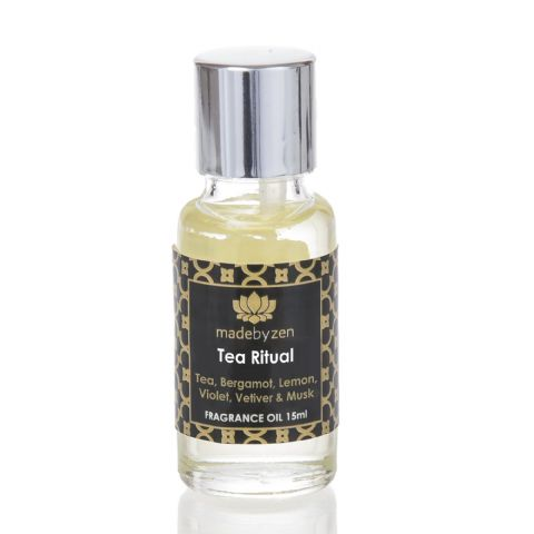 TEA RITUAL - Signature Scented Fragrance Oil Made By Zen 15ml